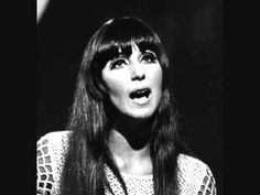 """CHER """"YOU DON'T HAVE TO SAY YOU LOVE ME"""" (1966)"""