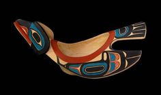 David Boxley - Tsimshian Bowl Carvings Gallery