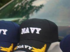 U.S. Navy Sandwich Hat