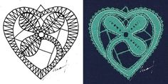 Bobbin Lacemaking, Lace Heart, Lace Jewelry, Lace Detail, Stencils, Butterfly, Pattern, Inspiration, Angeles
