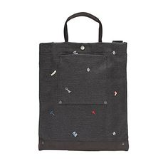 Deliver Bag - Grey | MONOQI #bestofdesign