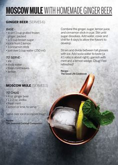 Moscow Mule // take