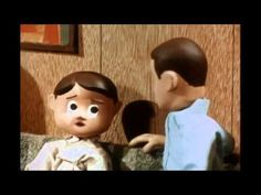 Davey and Goliath - Sunday morning cartoon! Description from pinterest.com. I…