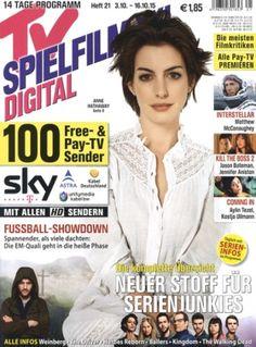 """Die Zeitschrift """"TV Spielfilm XXL Digital"""" (inkl. Sky) ist für effektiv 3,20€ im Jahr erhältlich. Das Magazin kostet derzeit jährlich 53,20€ und wir mit einem 50,00€€ Allyouneed-Gutschein angeboten."""