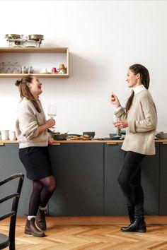 Bespoke kitchens Careful details, functional design, honest craftsmanship and quality natural materials.