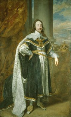 Charles I of England by Anthony van Dyck - Anthony van Dyck - Wikimedia Commons