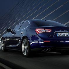 Maserati Ghibli Ermenegildo Zegna Edition. Sorry, once I get started on Maseratis, i cant control myself