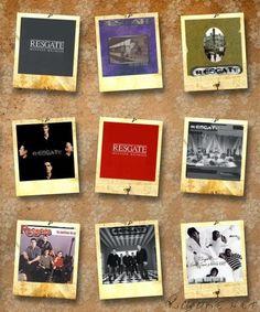 VISÃO NEWS GOSPEL: Discografia - Resgate