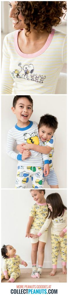 Gear up for your Easter egg hunt with Snoopy Easter pajamas! Start shopping at CollectPeanuts.com.