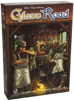 Glass Road | Image | BoardGameGeek