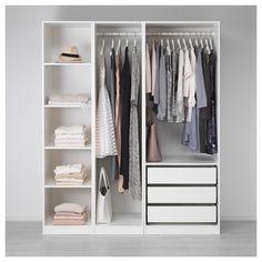 Ikea schränke IKEA PAX Kleiderschrank Buying Jewelry Online: How To Choose The Right Company For any Ikea Pax Wardrobe, Diy Wardrobe, Wardrobe Ideas, Small Wardrobe, Wardrobe Storage, Ikea Pax Closet, Wardrobe Doors, Fitted Wardrobe Interiors, Modern Wardrobe