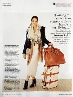 Sofia Sanchez de Betak - Conde Nast Traveler