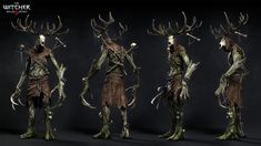 shen, Marcin Blaszczak : Another creature I did while working on The Witcher 3 - Wild Hunt. The Witcher Wild Hunt, The Witcher 3, Witcher Monsters, Witcher Tattoo, The Last Wish, Monster Concept Art, Arte Horror, Cosplay, Starcraft
