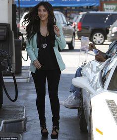 Kim is always so fabulous