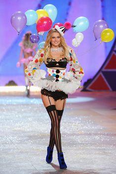 Victoria's Secret Show 2012