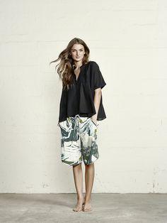 MOS MOSH // Noma SS Shirt - Herman Shorts