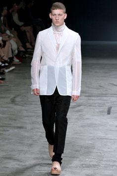Rick Owens Spring 2013 Menswear