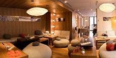 Restaurant - Hôtel Beau Rivage - Nice - 4 étoiles #hotel #design #beaurivage #4star #interieur #restaurant