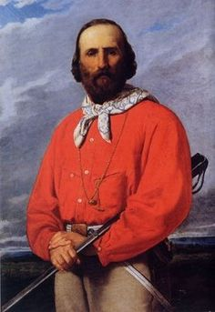 Lega, Silvestro (1826-1895) - 1861 Portrait of Giuseppe Garibaldi by RasMarley, via Flickr