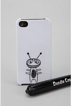 doodle iPhone case.