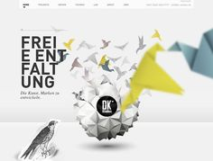 18 Beautiful Examples of Parallax Scrolling in Web Design   Inspiration
