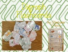 These flashcards are a great tool for students to use to practice the phonics skill they need. They can also be a reference to help students write words they do not know how to spell. Use binder rings to organize them.Be sure to follow me on TPT and Facebook for new products and updates!