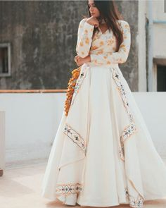 Dress Choli Designs, Lehenga Designs, Blouse Designs, Indian Attire, Indian Wear, Indian Outfits, Indian Gowns Dresses, Indian Couture, Western Dresses