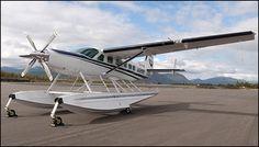 Cessna 850 Amphibious Caravan.