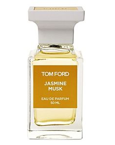 White Musk Collection Jasmine Musk Tom Ford for women musky white floral powdery balsamic