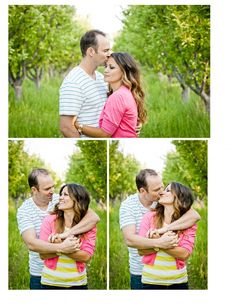 Great couple poses, great personality!