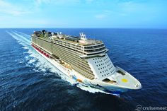 Cruise Ship profile of Norwegian Cruise Lines' Norwegian Escape. Restaurants, bars, deck plans and onboard facilities. Photo and video tours, history and facts.