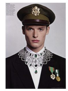 Robert Laby & Julius Gerhardt are Bejewelled Officers for Citizen K