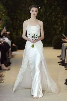 The 10 Most Gorgeous Gowns from the Spring 2014 Bridal Shows: Carolina Herrera