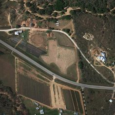 Sweet Berry Farm in Marble Falls sure looks good from above: