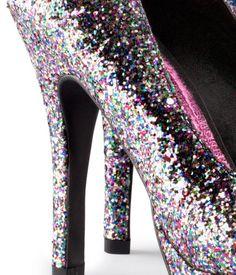 sparkle sparkle shoes
