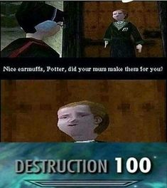 Bwhahahha these Harry Potter games were SAVAGE!  Video Game Meme, Gaming Meme, Funny Gaming