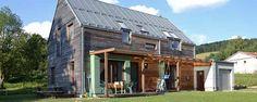 PROJEKTY · Rodinný dům, Deštné v Orlických horách  #rodinnydum #orlickehory #drevostavba