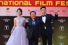 '로수홍안' 비, 상하이 영화제 개막식 레드카펫 참석 '관심 집중' http://kpopenews.com/4969   고화질 보도 사진과 객관적인 기사를 전달하는 K-POP 전문 미디어  #비