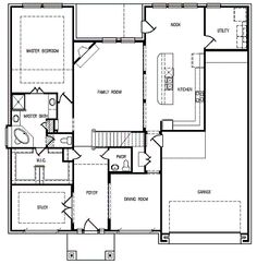 Onyx, first floor, 3340 sq ft House Plans, Floor Plans, Flooring, How To Plan, Law, Nice, Design, Hardwood Floor, House Floor Plans