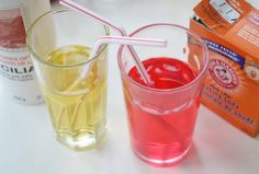 Homemade pedialyte - use honey instead of sugar (except for kids under 1)