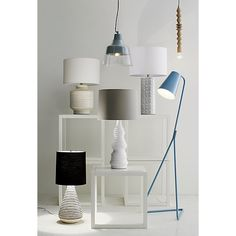 Roscoe Table Lamp | Crate and Barrel