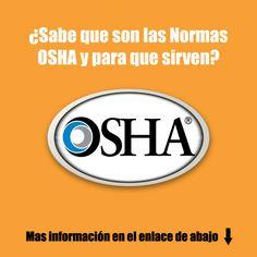En este link encuentra toda la normatividad OSHA, indispensable para la seguridad en los trabajos de alto riesgo....  https://www.osha.gov/Publications/osha3173.pdf  Visítanos http://cubiequipos.com/