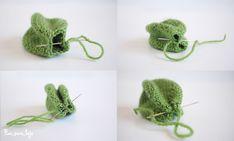 Fun And Eco-Helpful Solutions To Remodel Your Yard Patrn Cactus Amigurumi Crochet Applique Patterns Free, Crochet Bunny Pattern, Form Crochet, Crochet Motif, Crochet Designs, Knit Crochet, Crochet Cactus, Crochet Flowers, Cactus Craft
