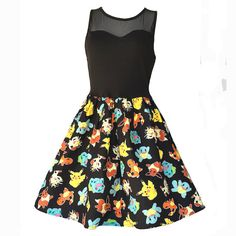 I think I could figure out how to sew something similar to this! It's adorable but $55 is too much and they don't make it in my size... Maybe I can get it done in time for my nephew's pokemon themed b'day party!