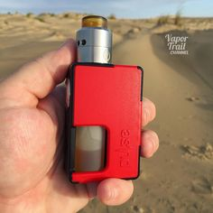"""3 Likes, 1 Comments - Tony Brittan (@vaportrailchannel) on Instagram: """"Had a couple people ask for a #handcheck to see the size in perspective for the #pulsebfmod so here…"""""""
