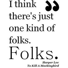 To KILL A MOCKINGBIRD // Harper Lee // quote poster // Select a ...