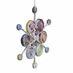 Winter News Snowflake - Ornaments & Accessories - Holiday - Products