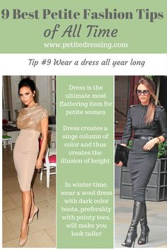 Petite fashion and petite styling tips to make your proportion look better and legs look longer. #petite #petites #petiteclothing #petitestyle #petitefashion