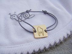 Bracelet A Manuccia en or