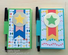 The Crafty Spark: 7 Days of Teacher Treats for End of Year Gifts - #2 Post It Note Holder